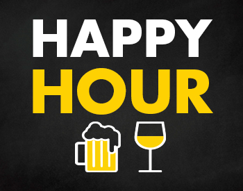 Happy Hour 4-7pm $2 Off Pitchers, $1 Off Pints